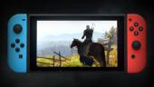 The Witcher 3 с дополнениями доберётся до Nintendo Switch 15 октября