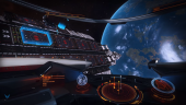 Гиганты на все руки — трейлер авианосцев в Elite Dangerous