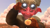 Бабуля печёт печеньки и стреляет в плохишей — анонс нового героя Dota 2