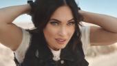 Меган Фокс снялась в рекламе MMORPG Black Desert