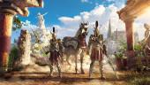 В сентябре Assassin's Creed: Odyssey получит финальное бесплатное DLC, новый набор брони и не только