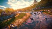 Три минуты умиротворяющих пейзажей Shenmue III