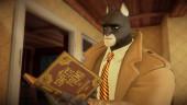 Создатели Blacksad: Under the Skin рассказали о музыке, анимации и не только