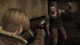Resident Evil 4 прошли с нулём процентов попаданий