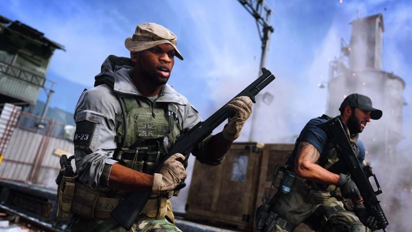 Новые карты и режимы будут появляться в Modern Warfare одновременно на всех платформах