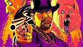 Игроки начали находить в Red Dead Online персонажей, похожих на зомби