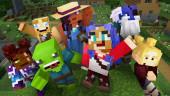 В Minecraft появилась система внешней кастомизации персонажа