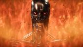 Шварценеггер давит игрушки Джонни Кейджа — геймплейный трейлер терминатора в Mortal Kombat 11