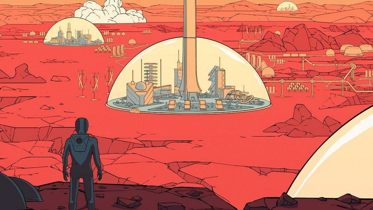 В Epic Games Store дарят Minit. На очереди — «градострой» Surviving Mars