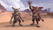 В следующем большом обновлении для World of Warcraft появятся две новые расы — лисята-вульперы и мехагномы