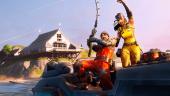 Рыбалка, новая карта и меньше гринда — анонс и запуск Fortnite: Chapter 2