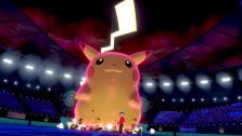 Свежий трейлер Pokémon Sword и Shield посвящён гигантским покемонам