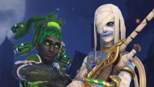 Ежегодное событие «Ужасы на Хэллоуин» уже доступно в Overwatch