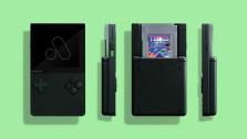 Анонс Analogue Pocket — портативной ретроконсоли для игр с Game Boy