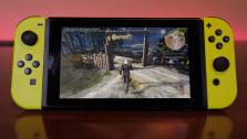 В The Witcher 3 для Switch скрыты настройки графики с PC
