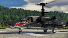 Ещё больше единиц военной техники — скоро в War Thunder появятся вертолёты «Чёрная акула» и «Ночной охотник»