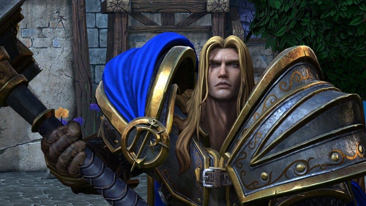 Ролики со сравнением юнитов из Warcraft III: Reforged и оригинала