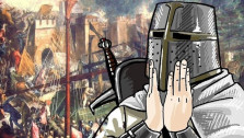 В Crusader Kings III не будет клича Deus vult, но расистские мемы тут ни при чём