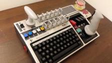 Энтузиаст собрал удивительный контроллер для Kerbal Space Program — с индикаторами, переключателями и звуками тревоги