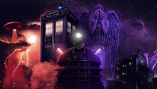 Плачущие ангелы из VR-игры по «Доктору Кто» придут за вами 12 ноября