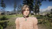 Твоя принцесса в файлах игры — в Red Dead Redemption 2 на PC нашли модель пропавшего персонажа