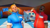 Nintendo внезапно выпустила The Stretchers — игру про сумасшедшую скорую помощь от создателей Little Nightmares