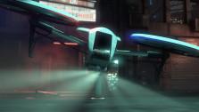 Неоново-нуарный бенчмарк демонстрирует трассировку лучей на CryEngine
