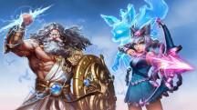 Новые подробности об играх Hi-Rez Studios — Smite, Paladins и Rogue Company
