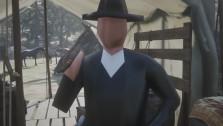 Как выглядит Red Dead Redemption 2, если опустить настройки ниже низких