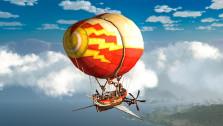 Aima Wars: Steampunk & Orcs — война людей против орков на воздушных судах. Релиз — 17 декабря