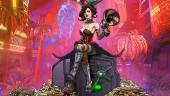 Первые 13 минут из дополнения Moxxi's Heist of the Handsome Jackpot для Borderlands 3