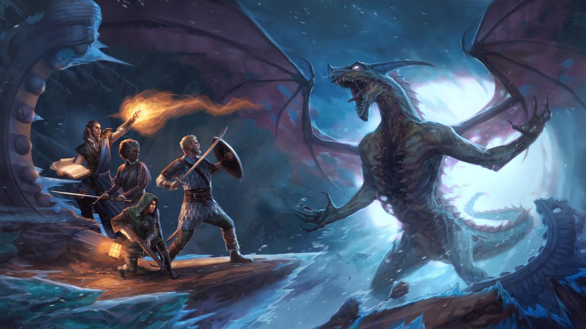 Pillars of Eternity II: Deadfire выйдет на PS4 и Xbox One 28 января 2020-го