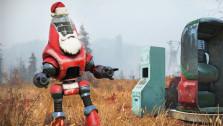 Новогодние горелые, робот-сантатрон и рождественские испытания — подробности о праздничном обновлении Fallout 76