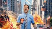 Дебютный трейлер фильма «Главный герой», где Райан Рейнольдс играет NPC в видеоигре