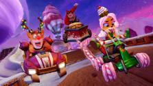 Зимний фестиваль в Crash Team Racing Nitro-Fueled — 12 декабря стартует новый сезон