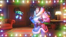 Событие «Зимняя сказка» вернулось в Overwatch с новой потасовкой