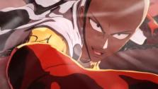 Вступительная заставка из файтинга One Punch Man: A Hero Nobody Knows