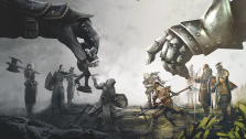 Новые герои, события и боевые пропуска — поддержка For Honor продлена на четвёртый год
