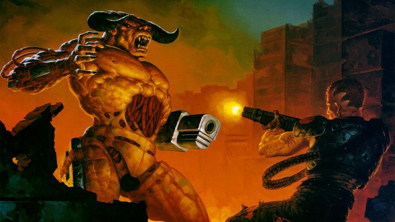 Переиздания Doom I и II вышли на PC и получили поддержку аддонов