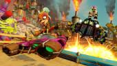 Завтра в Crash Team Racing Nitro-Fueled стартует сезон в стиле «Безумного Макса»
