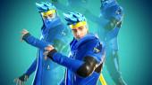 В Fortnite добавят скины знаменитостей, включая стримера Ninja