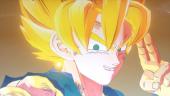 Эпичные аниме-битвы в релизном трейлере Dragon Ball Z: Kakarot
