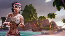 «Легенды моря» приплыли в Sea of Thieves — свежий апдейт добавил в игру золотые путешествия и нового персонажа