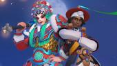 Китайский Новый год в Overwatch — праздничное событие добавило в игру ускоренный «Захват флага»