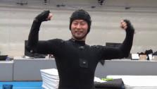 Безумный азиат на мини-костылях душит одеяло — как захватывали движения для Monster Hunter: World — Iceborne