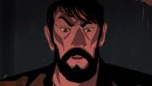 Кадры и наброски из отменённого короткометражного мультфильма по The Last of Us
