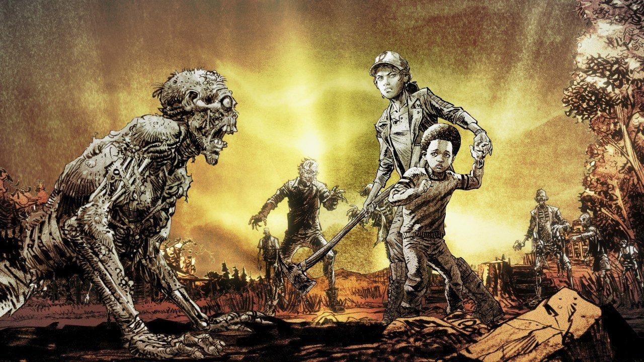 Сегодня все сезоны The Walking Dead вновь станут доступны для покупки в Steam
