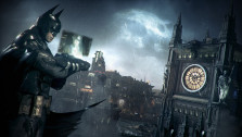 В Batman: Arkham Knight для PS4 добавляют редкий скин пятилетней давности