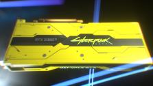 NVIDIA разыграет видеокарты GeForce RTX 2080 Ti в стиле Cyberpunk 2077