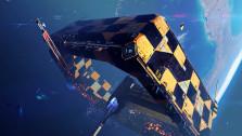 Анонс Hardspace: Shipbreaker — игры, где надо разбирать на ресурсы огромные космические корабли